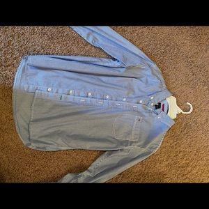 Boys Tommy Hilfiger Dress Shirt